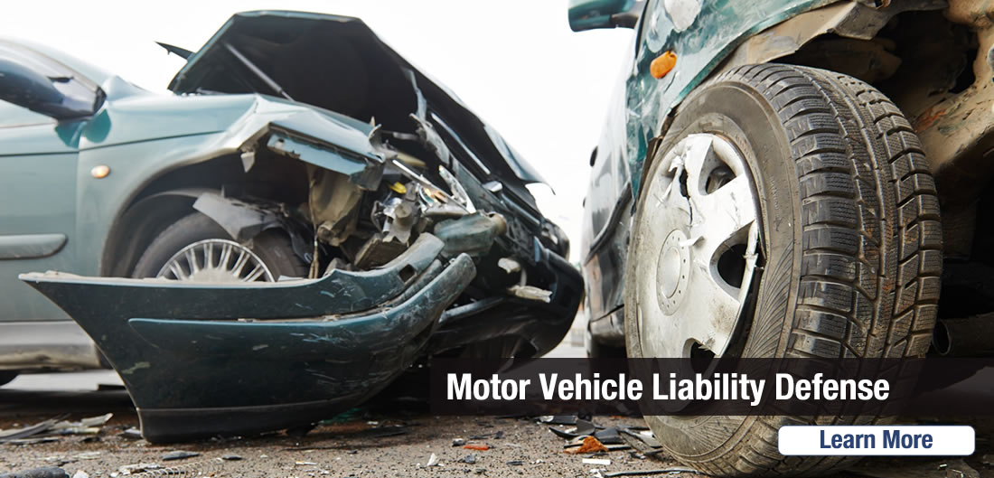 Motor Vehicle Liability Defense