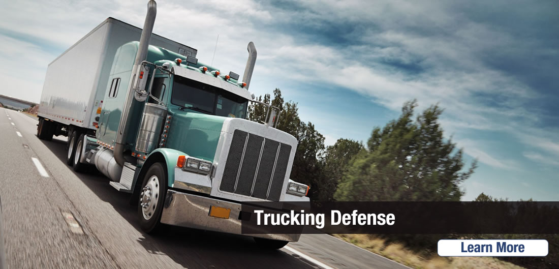 Trucking Defense