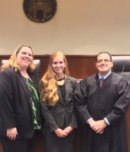 Brittany Cover sworn into the Florida Bar by Second District Court of Appeal 1