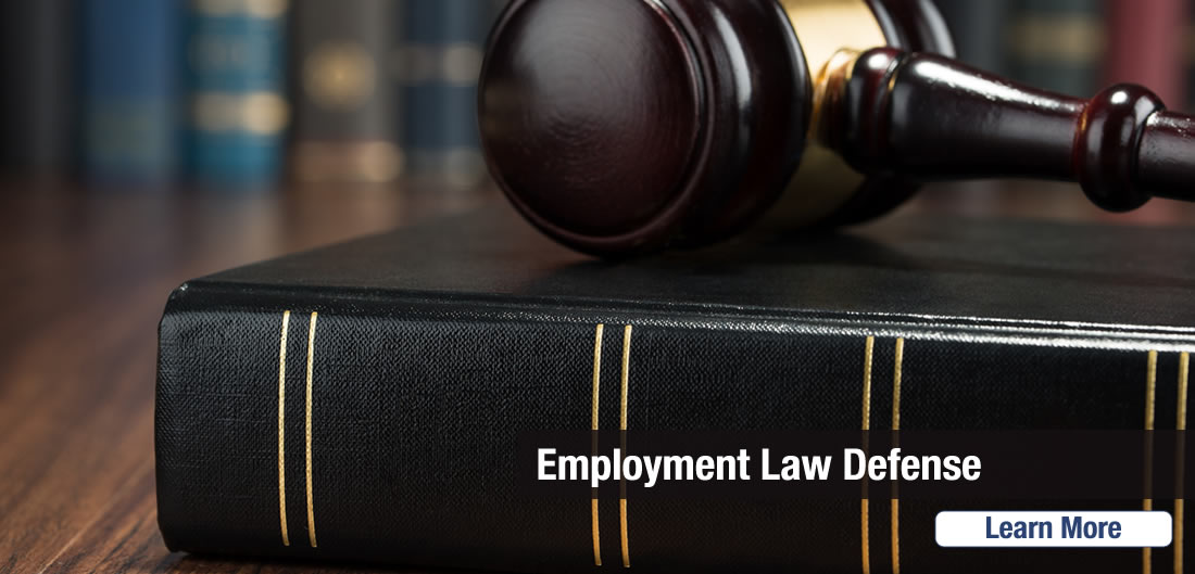 Employment Law Defense